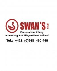 Swans Logo Pflegedienst V1.3