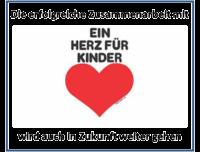 k-200Ein Herz Logo mit Text